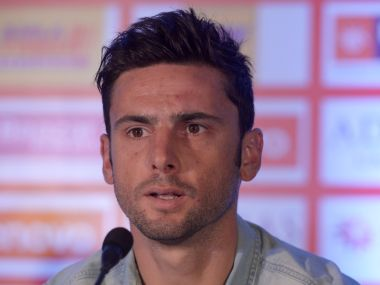 File photo of Helder Postiga. AFP