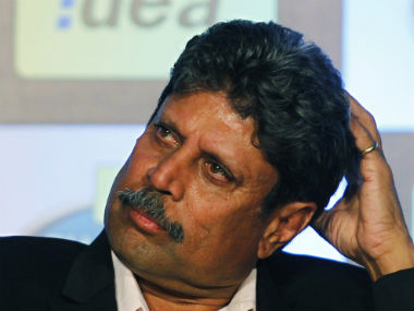 File photo of Kapil Dev. Reuters