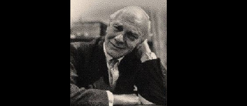 Malcolm Muggeridge, the anchor of the film. Image Courtesy: Creative Commons