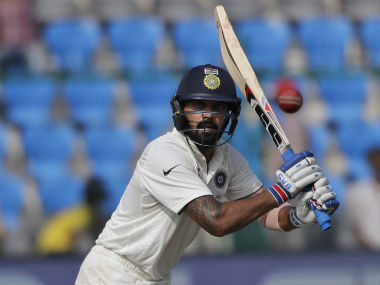 Murali Vijay brought up his 2nd fifty this match, as well as his 14th overall. AP