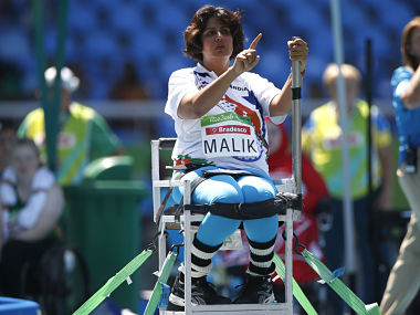 India's Deepa Malik is the first Indian woman to win a medal in Paralympics. AP