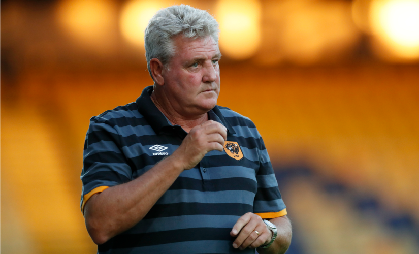 Steve Bruce. Image Courtesy: Reuters.