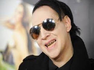Marilyn Manson. Image courtesy: News18.com