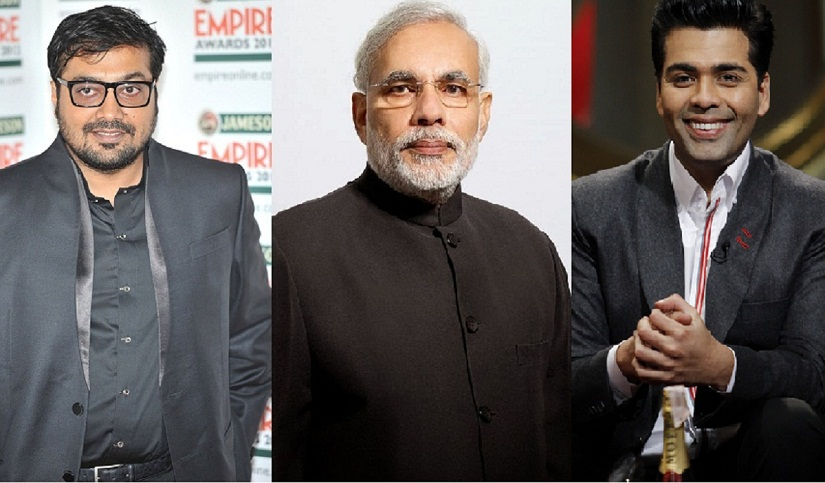 Anurag Kashyap's tweet to PM Narendra Modi is about how the interests of people like him, and colleague Karan Johar, who make financial investments under certain assumptions, can be protected