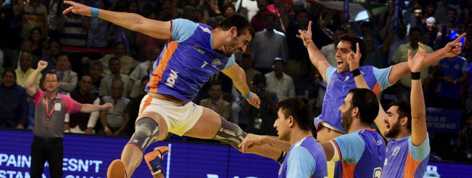 Kabaddi World Cup 2016: India stage memorable comeback to beat Iran, lift third straight title