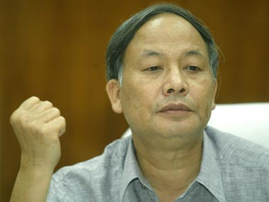 Chief Minister of Manipur Okram Ibobi Singh. Reuters