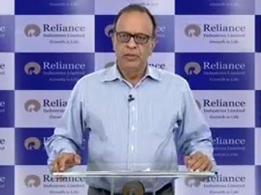 Watch: RIL CFO Alok Agarwal analyses co's July-September earnings