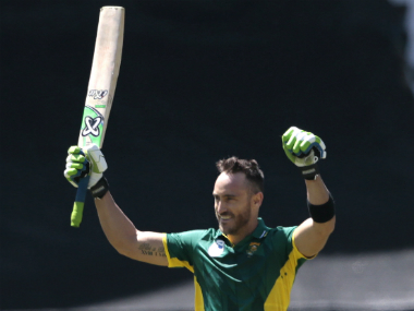 File image of Faf du Plessis. AFP