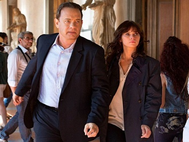 Tom Hanks reprises his role as symbologist Robert Langdon in 'Inferno'