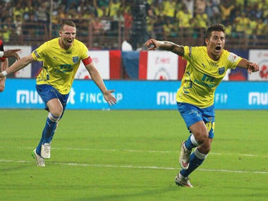 Josue says his experience in the ISL has been amazing. Image courtesy: Twitter/ @CurraisJosu