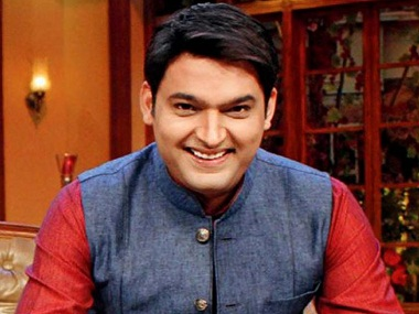 Kapil Sharma. Image courtesy News 18