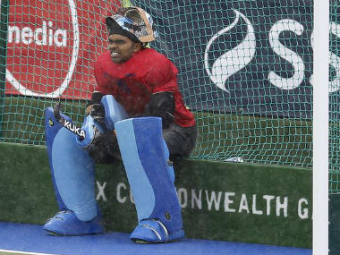 File photo of Indian hockey captain PR Sreejesh. Reuters