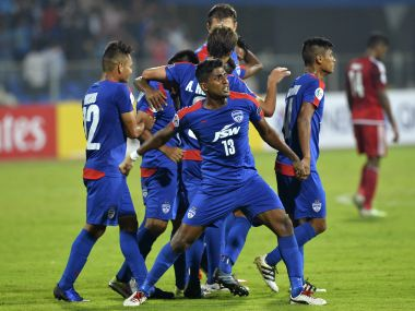Bengaluru FC will lock horns with Air Force Club of Iraq in the AFC Cup final in Doha. AFP