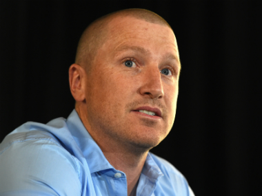 File image of Brad Haddin. AFP