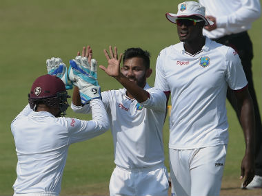 With the consolation win at Sharjah, West Indies recorded their first Test win since May 2015. AFP