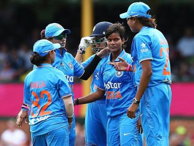 India women ODI team. Image Credit: Twitter/ BCCI