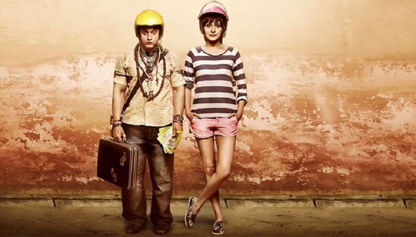 Bollywood's biggest 'sci-fi' hit may have been the Aamir Khan-starrer 'PK'