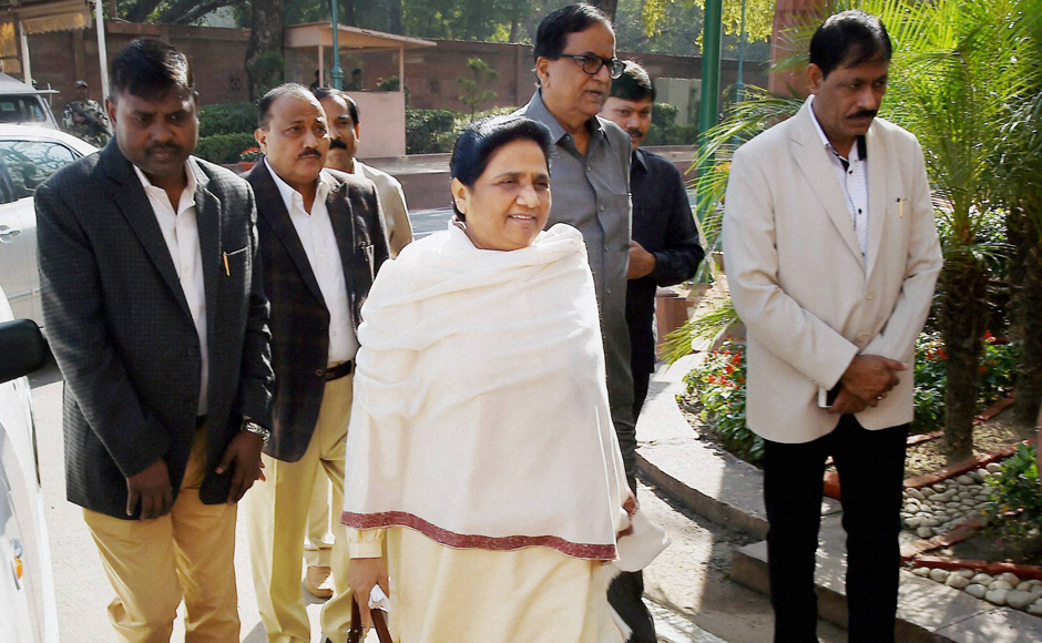 The  Parliament's Winter Session is proving to be a near washout as the Opposition parties clash with the government on the issue of demonetisation. MP and BSP Supremo Mayavati slammed the Modi government and said that they should not assert themselves like dictators. PTI