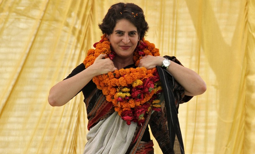 Priyanka Gandhi to play 'major role' in UP elections: Congress