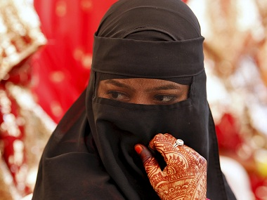 The triple talaq tangle. Reuters
