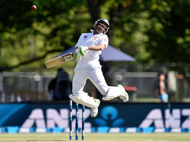 Younis Khan ending up with a paltry three runs in this first Test against New Zealand was a big surprise. AFP