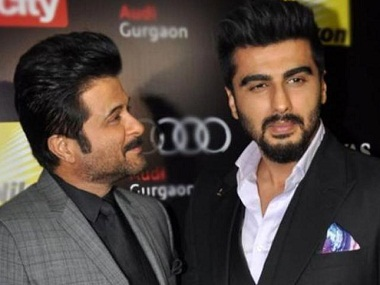Anil and Arjun Kapoor will essay their real life uncle-nephew roles in 'Mubarakan'