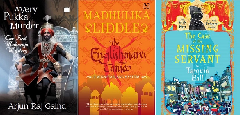 Indian crime fiction aficionados now have several quality novels to choose from