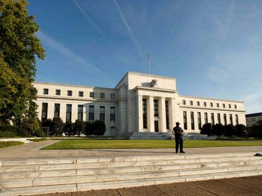 The US Federal Reserve building in Washington. Reuters