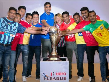 I-League 2016/17: 10th edition of competition launched in presence of top Indian football stars