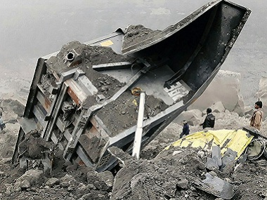 Thirteen bodies have been recovered from the collapsed mine in Jharkhand. AFP
