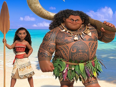 Moana contest: Name the character Dwayne Johnson voices in Disney's new film