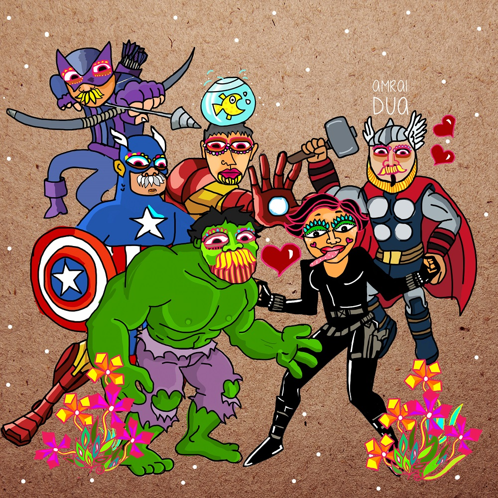 Meet The Avengers of Online Dating