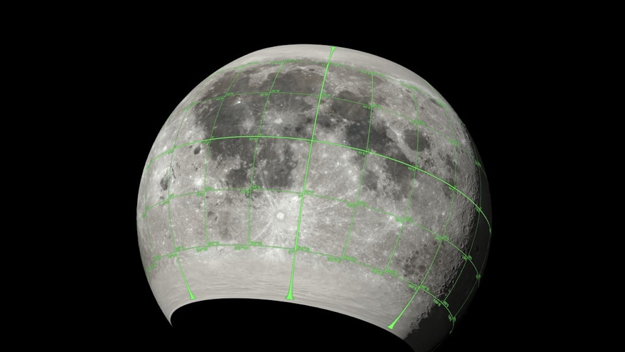 The study revealed regions on the Moon's near side that have concentrations of radioactive elements unlike anywhere else on its surface that could explain its early stages of the moon's formation.