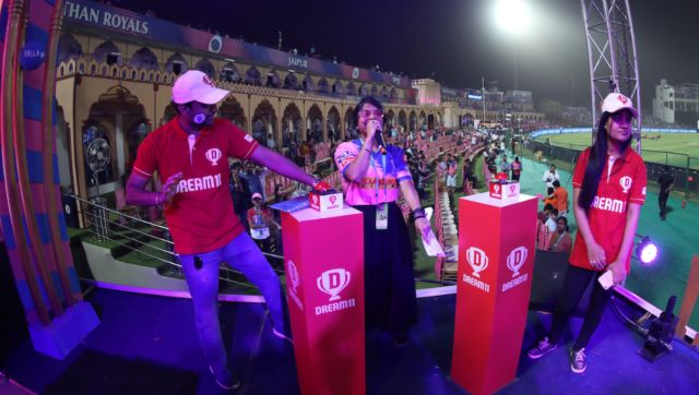 Dream11 has been associated with IPL since 2019. Image: Sportzpics