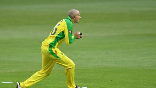 Ashton Agar hasn't featured in any 50-over game since March in South Africa with lack of local competition due to the COVID-19 pandemic robbing him of any chance of pushing his case. AFP