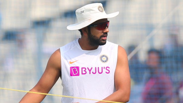 File image of Rohit Sharma. Sportzpics