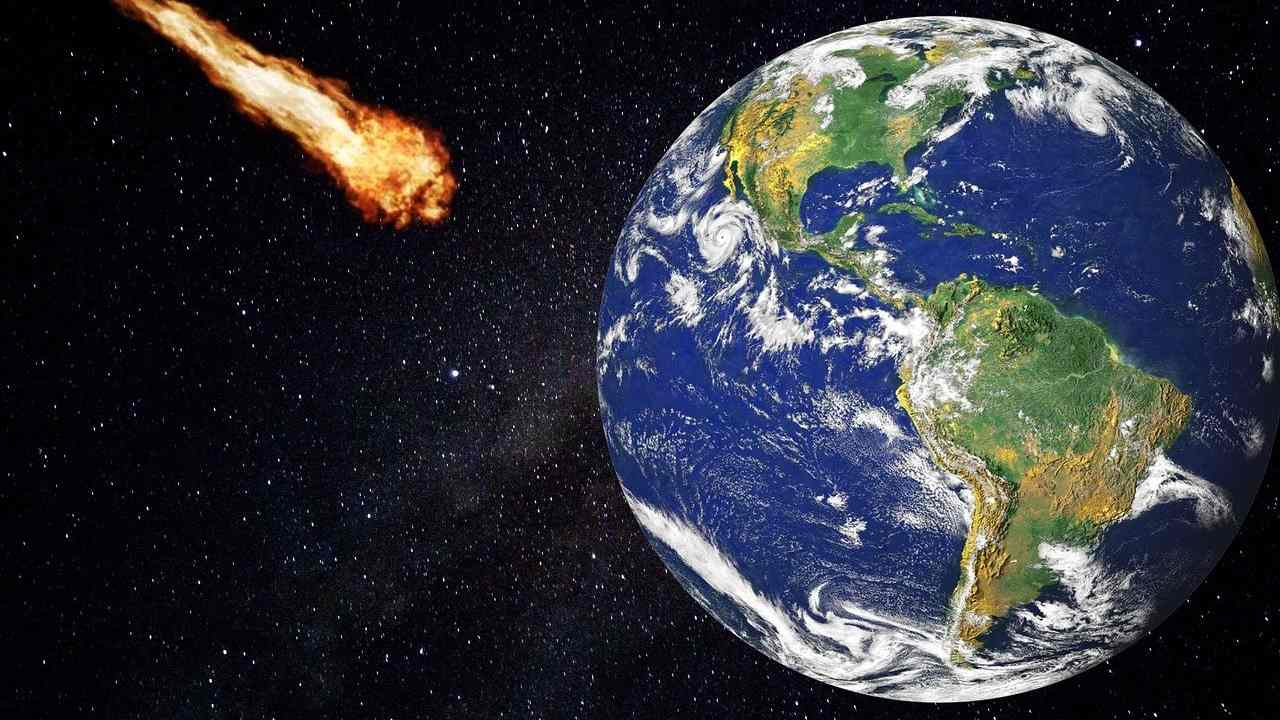 By factoring the Yarkovsky acceleration, scientists believe there is a 1 in 1,50,000 chance that asteroid Apophis will hit earth. Image credit: Pixabay