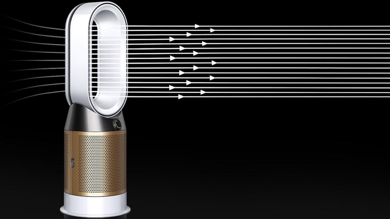 Dyson Pure Hot+Cool Cryptomic air purifier