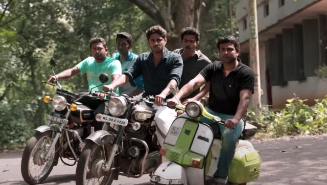 A still from Angamaly Diaries