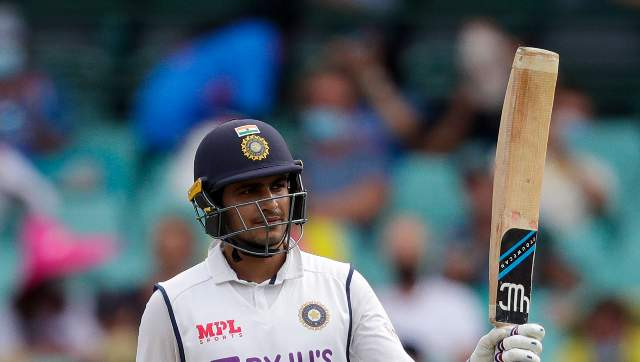 Shubman has only once been dismissed in single figures among all the six Test innings he has played so far, being dismissed for seven in the first innings in Brisbane. AP