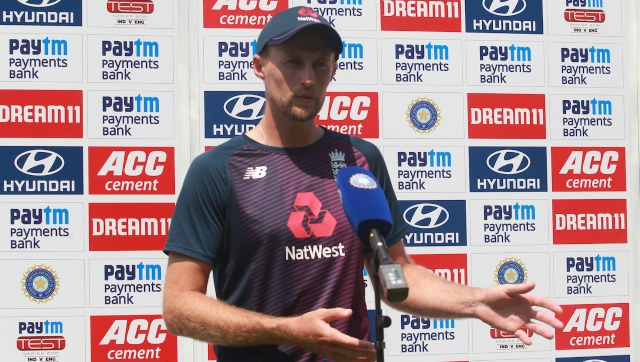 Joe Root said the second Test was like an education for the England team. Image: Sportzpics for BCCI