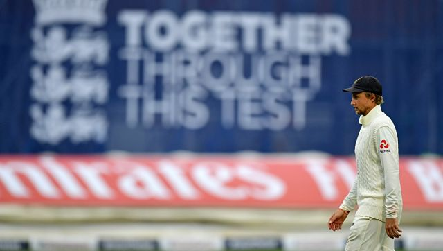 Joe Root will play his 100th Test at Chennai on 5 February. AFP