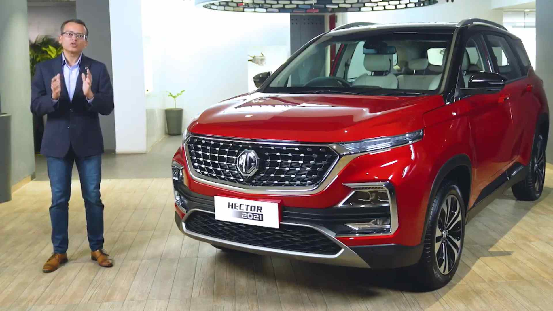 MG Hector CVT is priced in India starting Rs 16.52 lakh