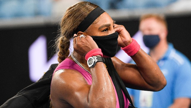 Serena Williams would hope to clinch her 24th Grand Slam title at Melbourne. AP