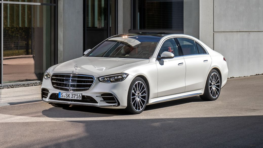 Expect to see changes being made to the equipment list of the new S-Class with the locally-produced model. Image: Mercedes-Benz