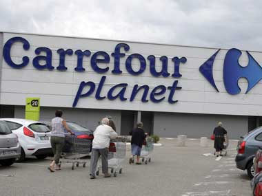 Did BJP's stance on retail scare off France's retail giant?