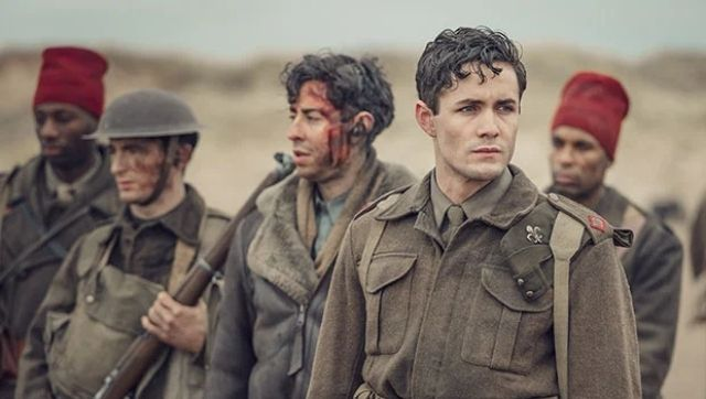 Harry leads his motley troupe to Dunkirk.