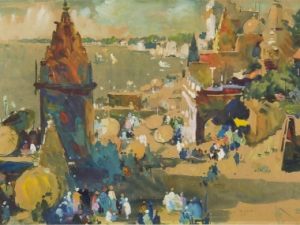 SH Raza: A retrospective titled 'Traversing Terrains' illuminates the artist's legacy, and his art over 50 years