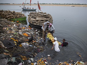 In Varanasi and Kanpur, a polluted Ganga might have a part to play in 2019 poll results