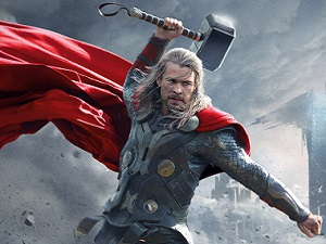 Odin's son and king of Asgard, Thor is the 'god' most likely to answer humanity's call in times of need